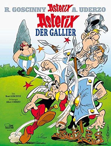 Asterix 01: Asterix der Gallier Gebundenes Buch – 14. März 2013 René Goscinny Albert Uderzo Gudrun Penndorf Egmont Comic Collection