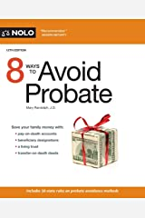 8 Ways to Avoid Probate Paperback