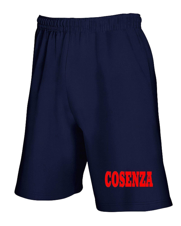 Speed - Pantalón Corto de chándal Azul Marino WC0865 Cosenza ...