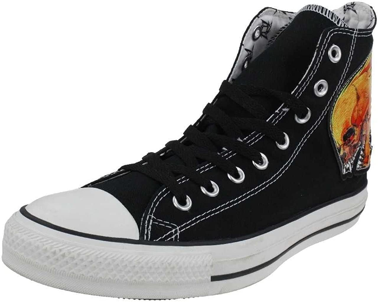 all star converse metallica