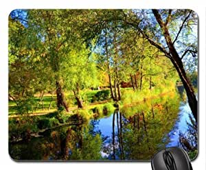Spring Day Mouse Pad, Mousepad (Lakes Mouse Pad)