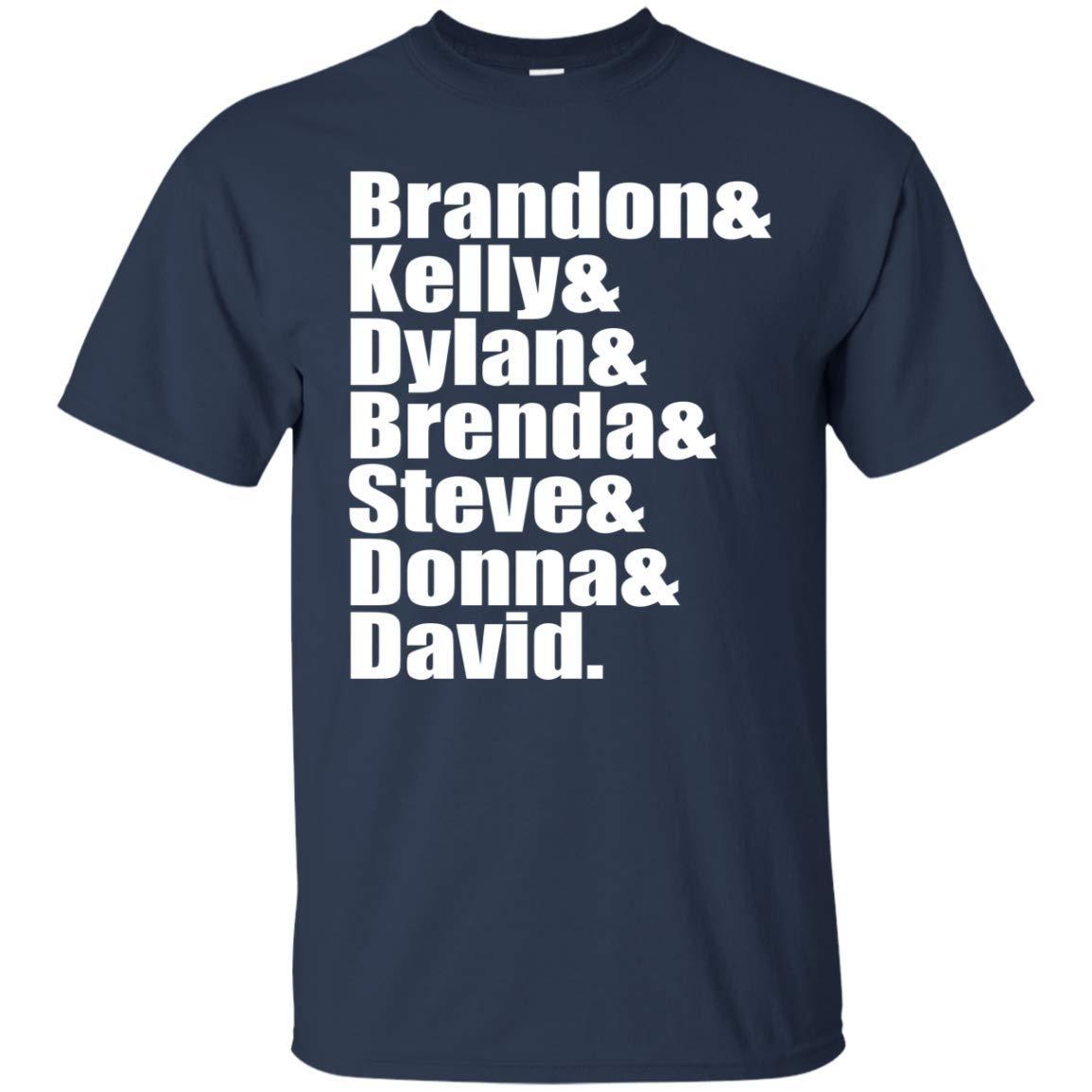 Oba Beverly Hills Brandon Kelly Dylan Tshirt
