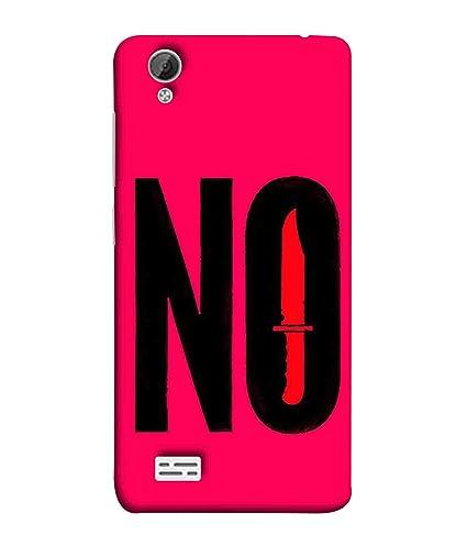 huge discount 45159 8f3a7 Printfidaa Vivo Y31, Vivo Y31L Back Cover No Red: Amazon.in: Electronics