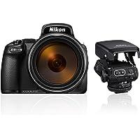 Nikon COOLPIX P1000 Coolpix P1000 with DF-M1 Dot Sight Bundle, Black, (790060)