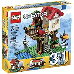 LEGO Creator Treehouse 31010 Toy Interlocking Building Sets parallel import goods