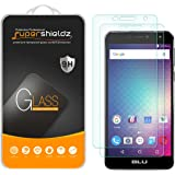 "[2-Pack] Supershieldz for BLU ""Studio XL 2"" Tempered Glass Screen Protector with Lifetime Replacement Warranty"