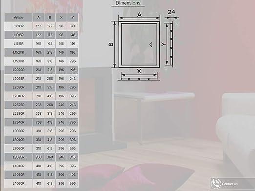 TOOLLAND HP06N Chrom-Vanadium-Stahl Langbeckzange Schwarz//Gelb 176720 200 mm L/änge
