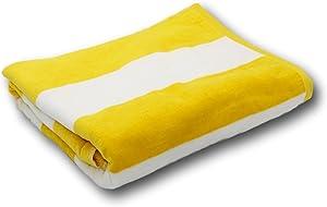 Sweepstakes: Lara Cabana 100% Turkish Cotton Beach Towel Pool Spa Bath…