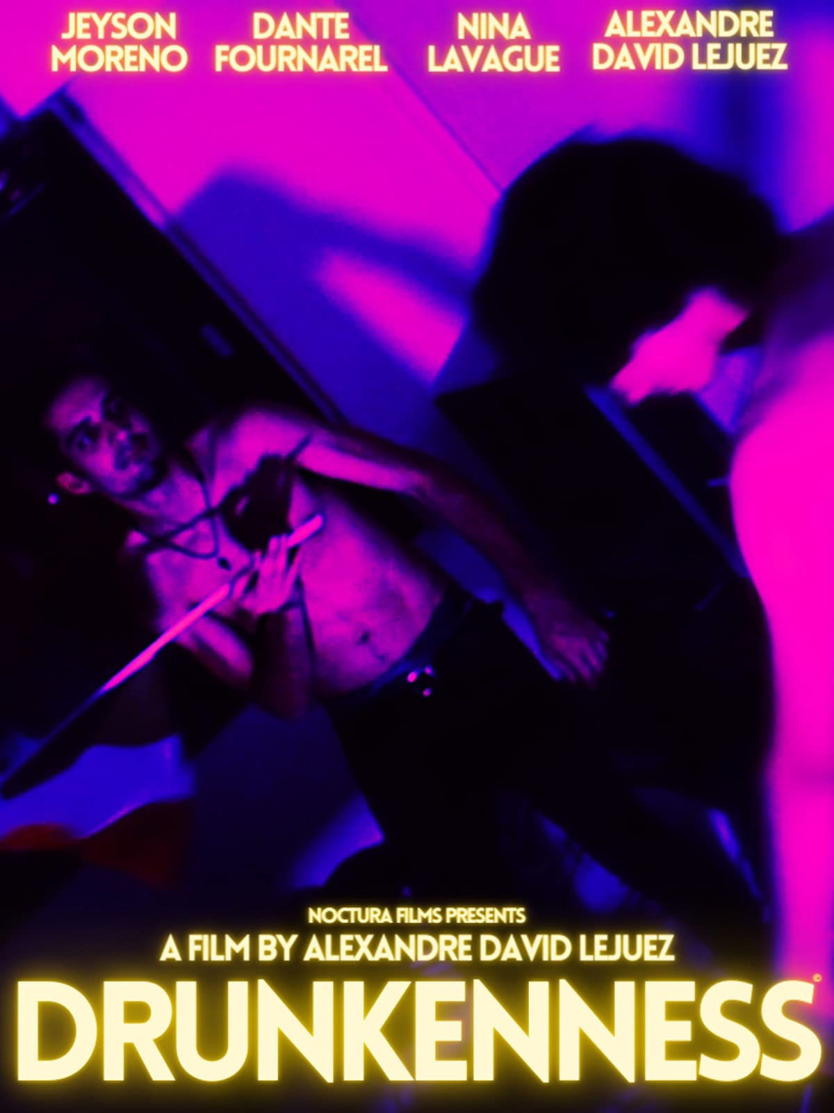 DRUNKENNESS on Amazon Prime Video UK