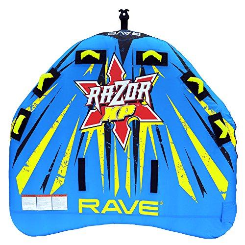 RAVE Sports Razor XP 3-Rider Towable Tube
