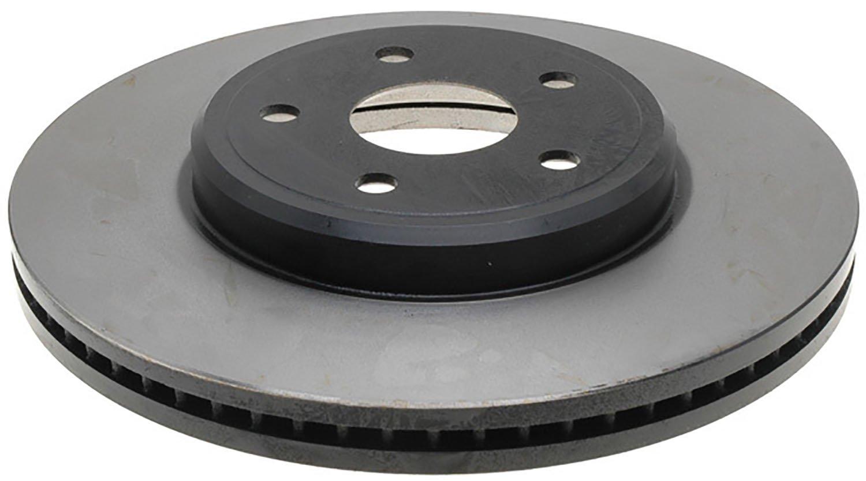 ACDelco 18A854A Advantage Non-Coated Front Disc Brake Rotor