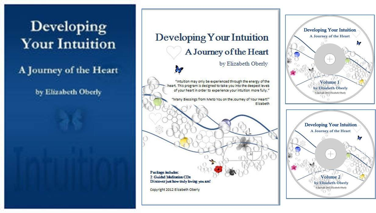 Read Online Developing Your Intuition: A Journey of the Heart, Bundle 2 (Book with Guided Meditations CDs, Volume 1 & Volume 2) pdf epub