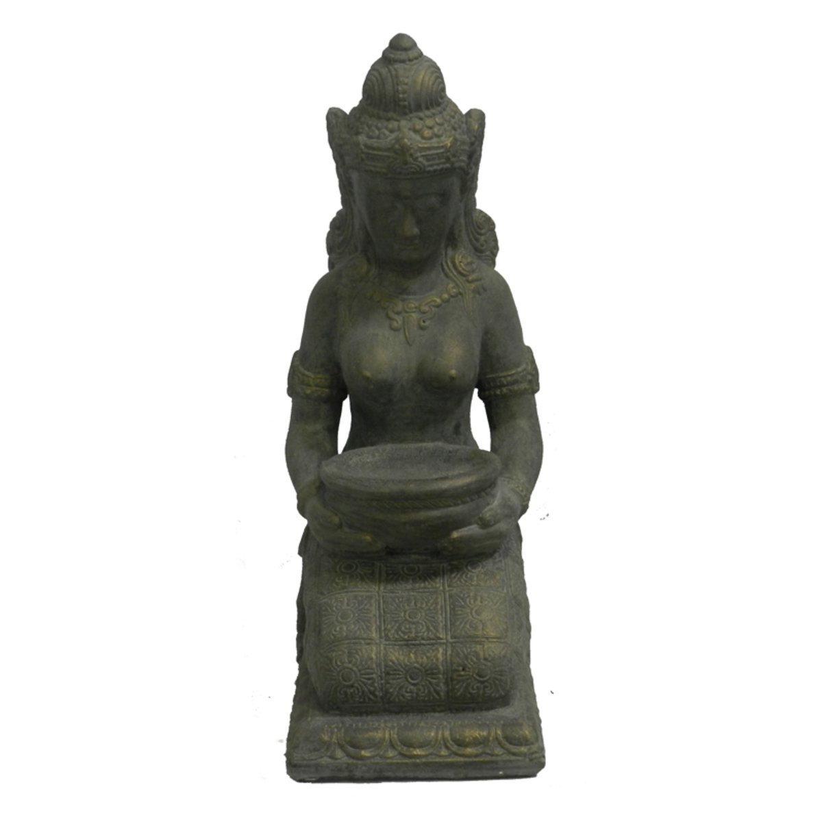 Essential Decor & Beyond EN32210 Thai Buddha Statue by Essential Décor & Beyond