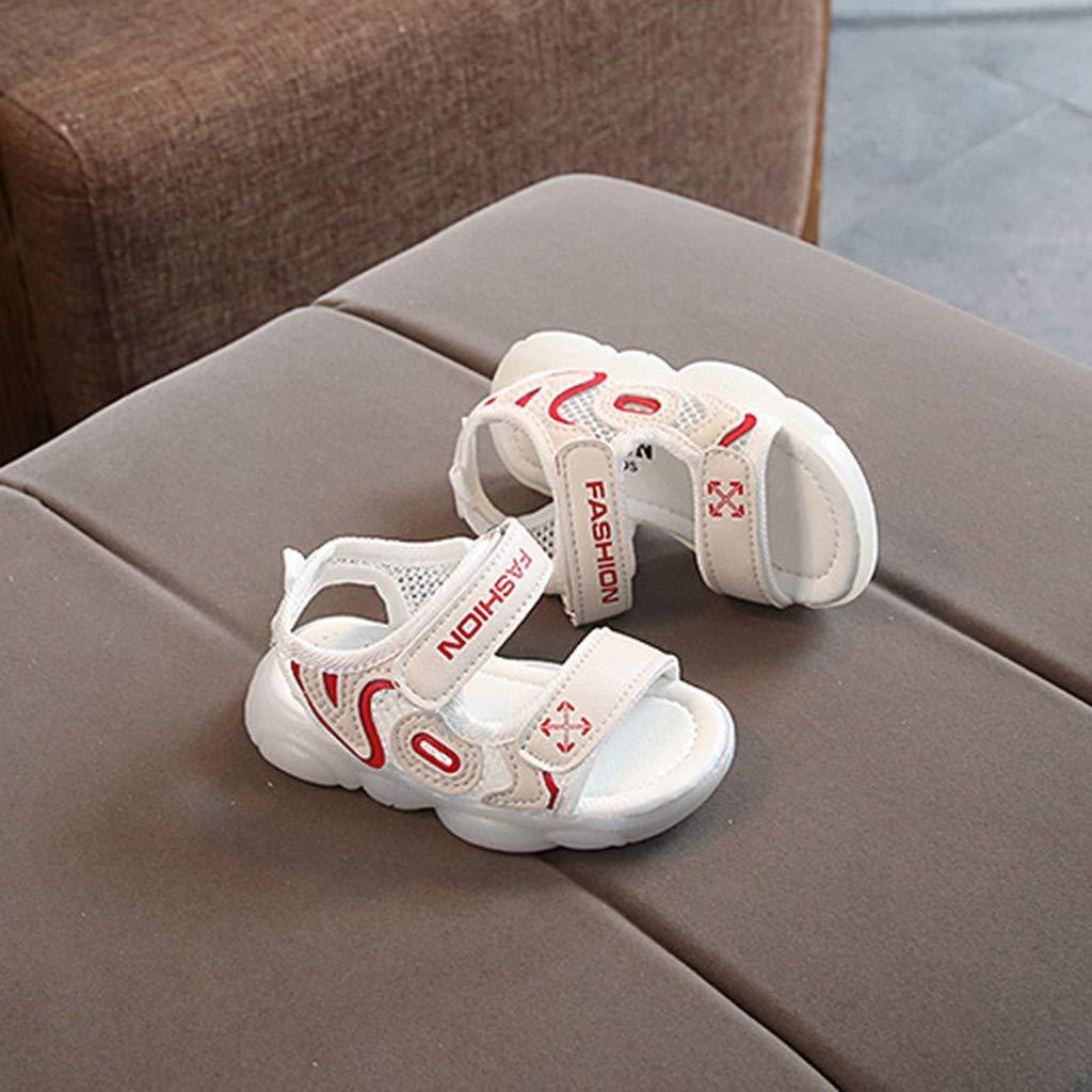 Brillant Pansements Confortable Enfants Lumi/èRe Up Lumineux Chaussures de Sport Running Pour 1-6 Ans POIUDE B/éb/é Sneakers Led Sandales Chaussures Baskets Mode Gar/çOns Filles