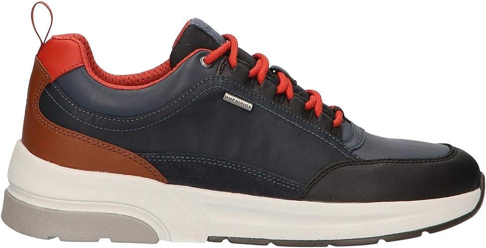 Geox Scarpe Sport per Uomo U947WA 046K4 U ROCKSON C9369 Black