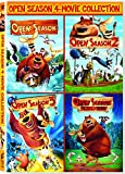 Open Season (2006) / Open Season 2 / Open Season 3 / Open Season: Scared Silly - Vol