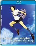 La Chica Que Saltaba a Traves del Tiempo [Blu-ray]