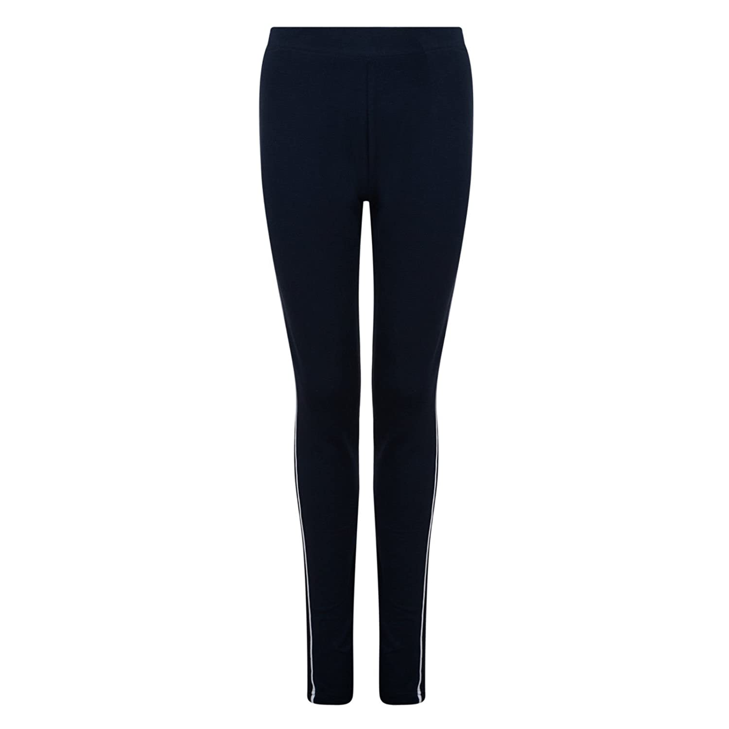 ex BHS Girls PE Leggings Sports Gym Dance Trousers With Stretch