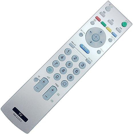 ALLIMITY RM-ED005 Control Remoto Reemplazar por Sony Bravia TV KDL ...
