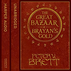Great Bazaar and Brayan's Gold Hörbuch