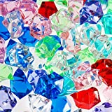 Bulk Pirate Jewels and Gems, 1 Pound Bag, Approximately 160 pieces
