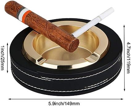 Plastica sigaro posacenere supporto della scatola 1PCS per auto di