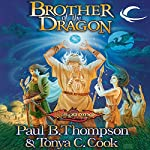 Brother of the Dragon: Dragonlance: Barbarians, Book 2 | Paul B. Thompson,Tonya C. Cook