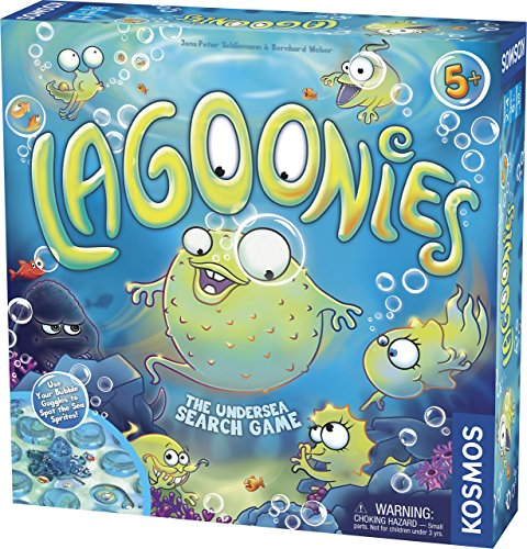 (Thames & Kosmos Lagoonies (The Undersea Search Game) Game)
