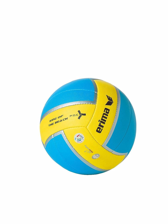 Erima Beach Volleyball KING OF THE BEACH Aqua/Gelb 5 740102