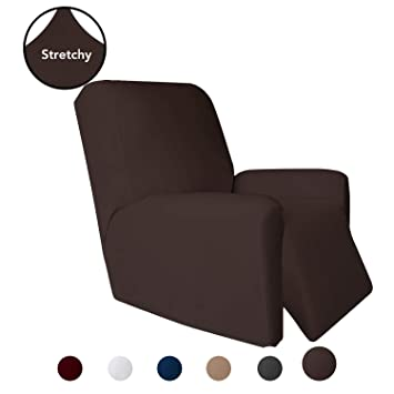 Magnificent Purefit Super Stretch Chair Sofa Slipcover With Pocket Spandex Anti Slip Soft Couch Sofa Cover Washable Furniture Protector With Elastic Bottom For Andrewgaddart Wooden Chair Designs For Living Room Andrewgaddartcom