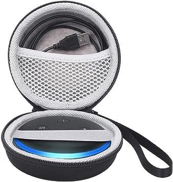 LTGEM Hard Case for All-New Echo Dot 3rd Gen Smart Speaker with Alexa