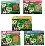 Rudy Greens Doggy Cuisine Variety Pack Dog Food, One Size
