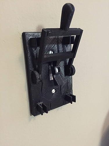 Amazoncom Frankenstein Style Light Switch Plate Mad Scientist Lab