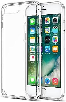ivoler Funda Carcasa Gel Transparente para iPhone 8 Plus/iPhone 7 ...