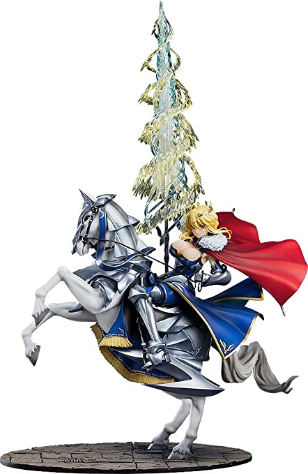 Amazon.com  Good Smile Fate Grand Order  Lancer Altria Pendragon 1 8 ... 585269bc8fa8