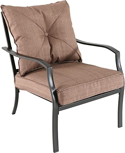 Cambridge CRAWFORD4PC-TAN 4 Piece Crawford Patio Set
