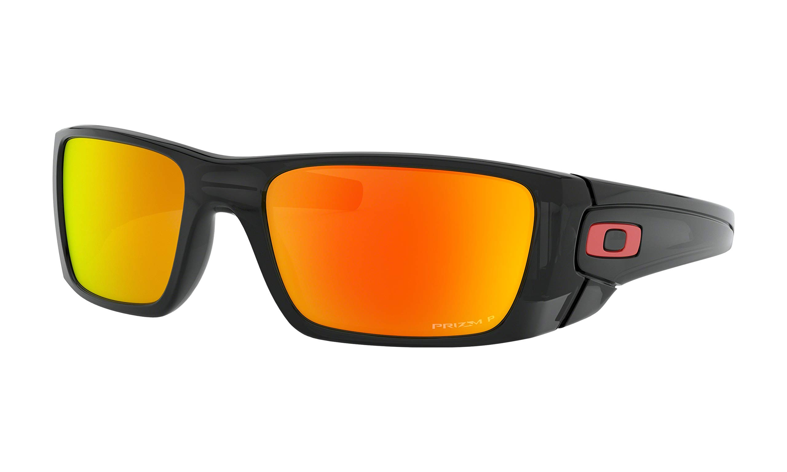Oakley Fuel Cell Sunglasses Black Ink with Prizm Ruby Polarized Lens by Oakley