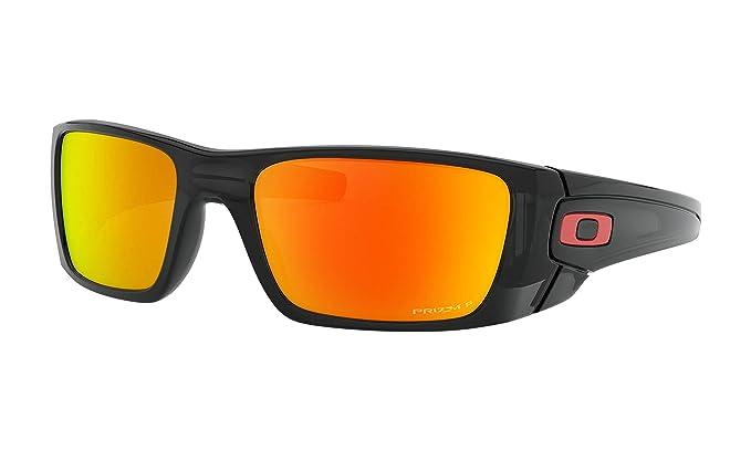 Oakley Fuel Cell anteojos de sol con tinta negra con lentes ...