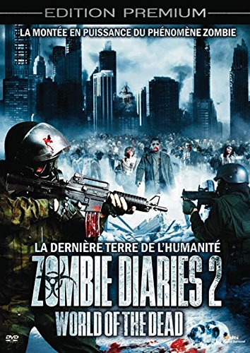 Zombie Diaries 2 : World Of The Dead [Blu-ray]