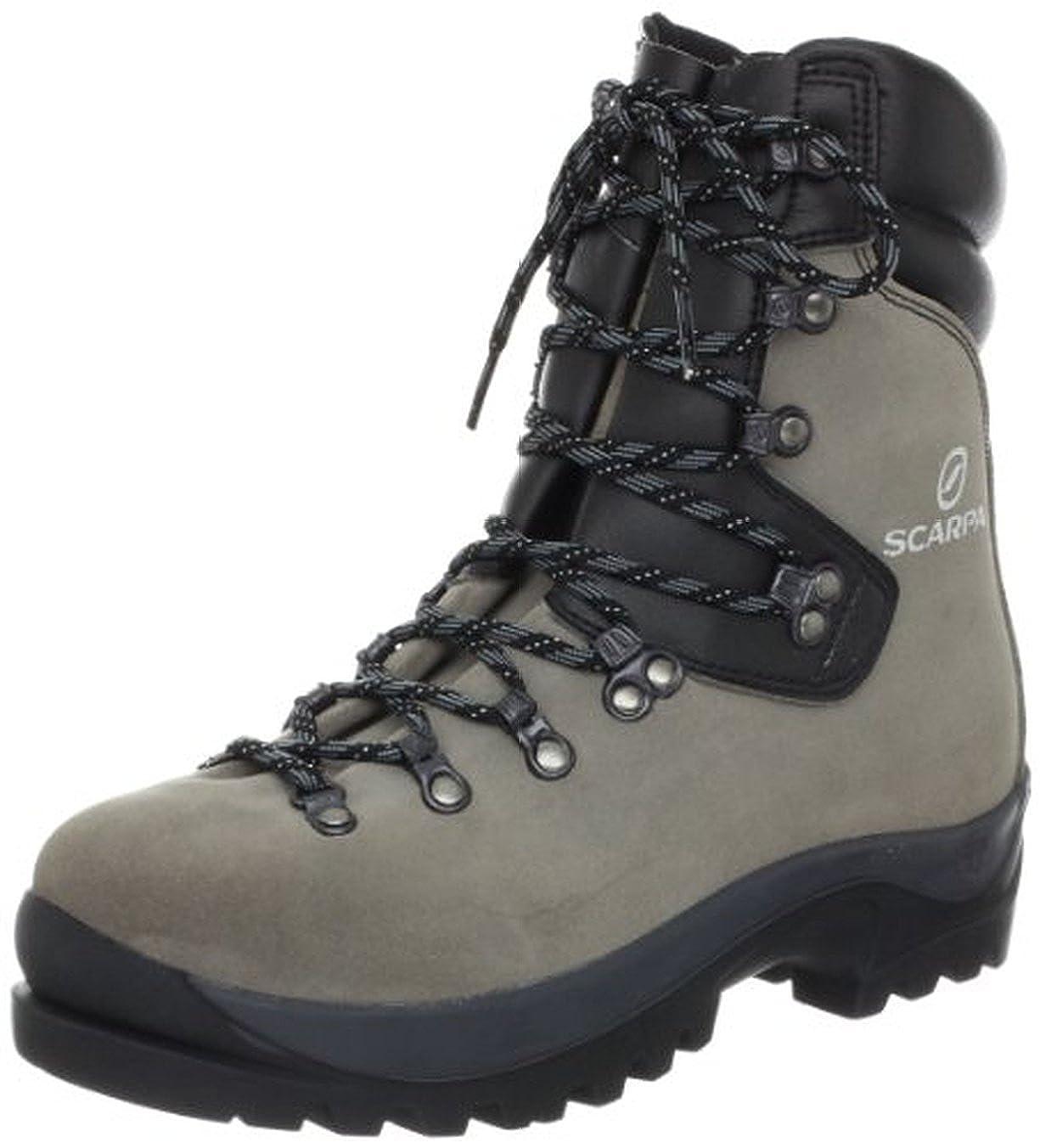 SCARPA Fuego Mountaineering Boots /& E-Tip Glove Bundle