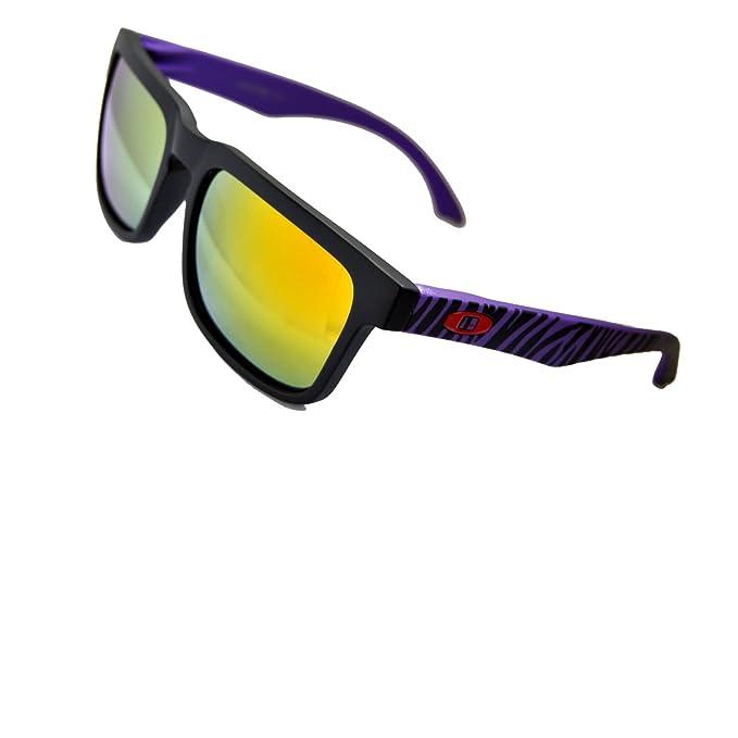 De Oakley Cristales Tipo Iris Con Alta Sol Glass Espejo Gafas Nnwm80