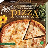 Amy's Pizza, 4 Cheese with Organic Tomatoes & Flour