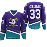 playera de hockey Goldberg #33 Conway #96 para hombre