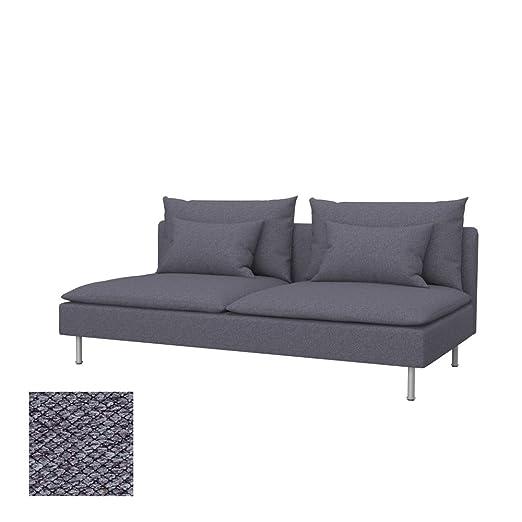 Soferia - IKEA SÖDERHAMN Funda para sofá Cama, Nordic ...
