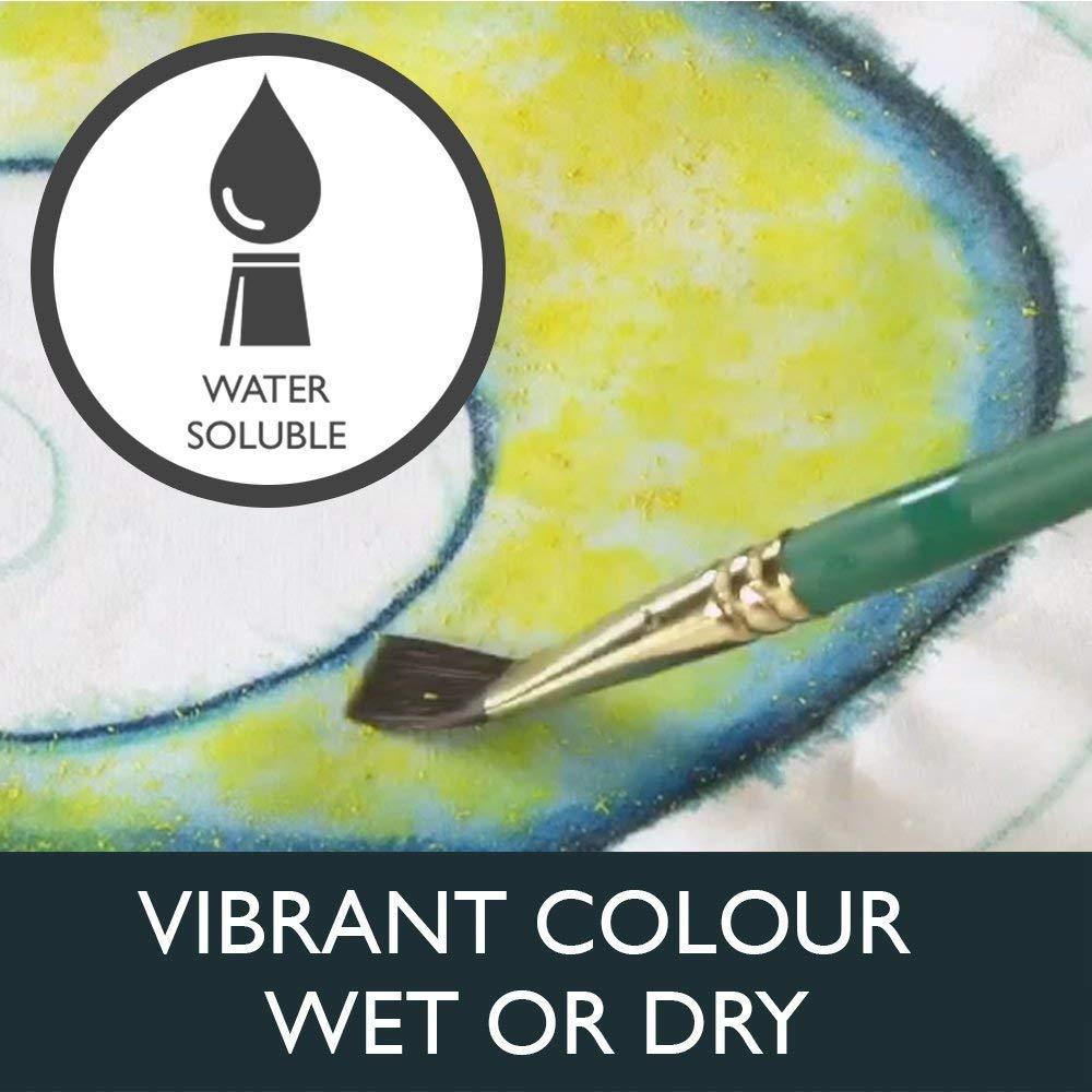 Derwent Inktense - Barras de en tinta soluble en de agua (36 colores) 4d949e