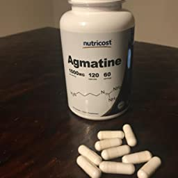 Amazon com: Customer reviews: Nutricost Agmatine Sulfate