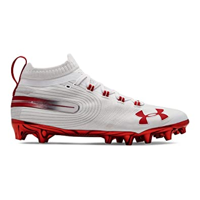 ff876558368f Image Unavailable. Image not available for. Color: Under Armour UA  Spotlight MC 10.5 White