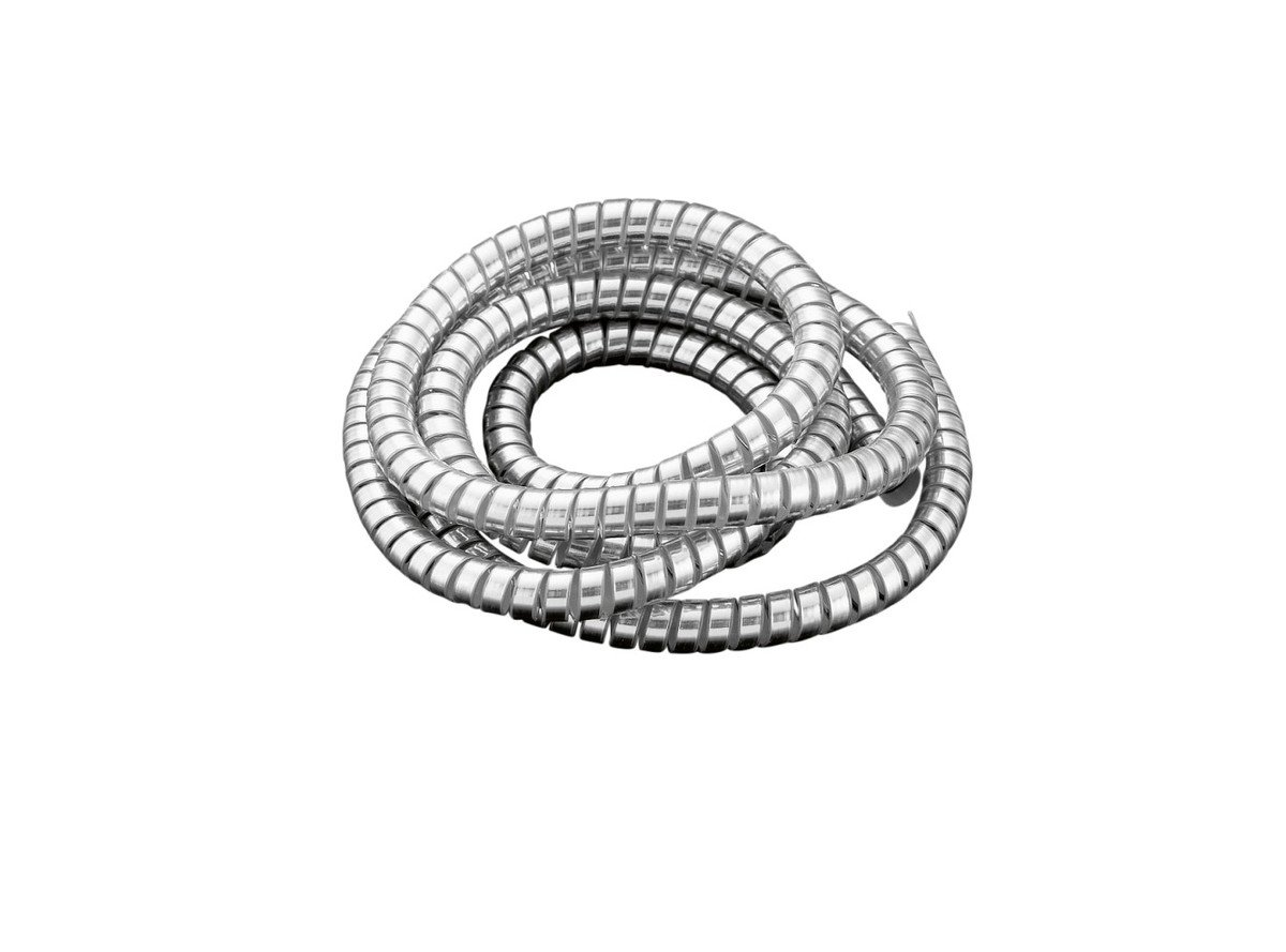 Amazon.com: Drag Specialities DS223001 Chrome Spiral Cable Wrap/Wire ...