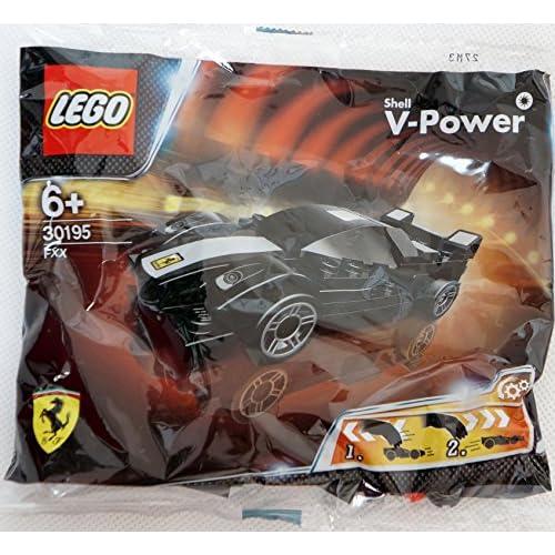 De RacersFerrari En Soldes Construction Lego 30195dans Fxx Jeu SzpUMV