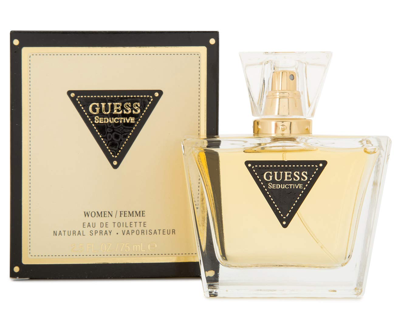 Guess Seductive by Guess 2.5 oz 75 ml EDT Spray by GUESS
